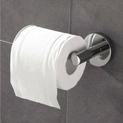 Wall Mount Stainless Steel Toilet Paper Roll Holder Bathroom