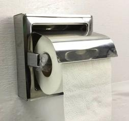 Wall Mounted Stainless Steel Bathroom Toilet Roll Paper Hold