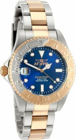 Invicta Swiss Women's Pro Diver Rose Gold Limited Two Tone S