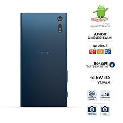 xperia xz forest blue
