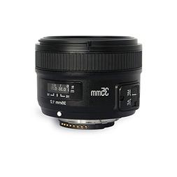 YONGNUO YN35mm F2 Lens 1:2 AF/MF Wide-Angle Fixed/Prime Auto